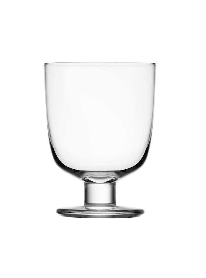 Bicchiere Lempi 34cl trasparente confezione da 2