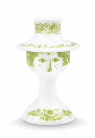 Ljusstake Felicia grön H 135 cm