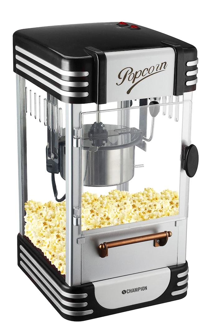 Popcornmaskin Retro Black Edt