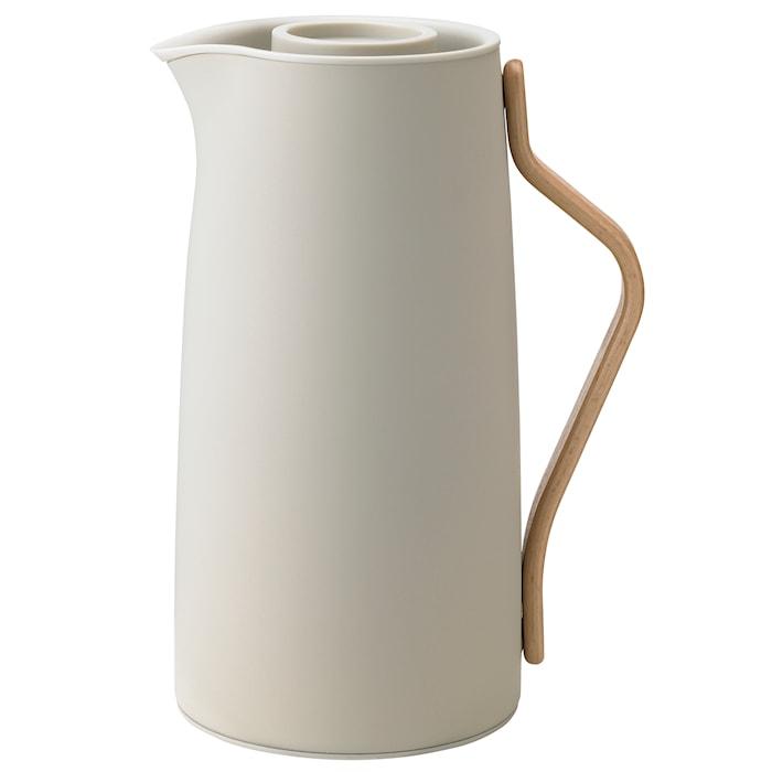 Emma termoskanna, kaffe - 1,2 l. -  soft sand