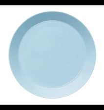 Teema tallrik 26 cm ljusblå