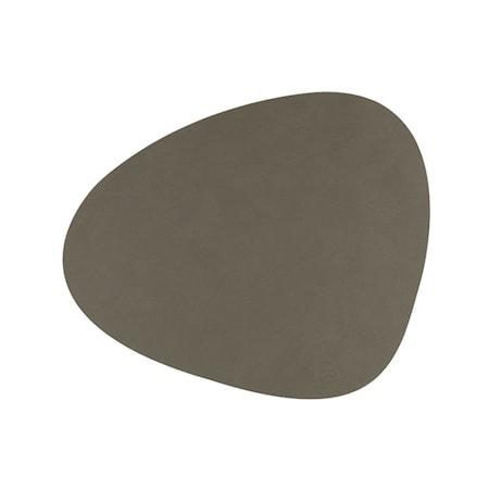Curve L Bordstablett Nupo Grön 37 x 44 cm