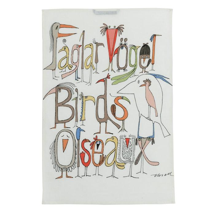 Fåglarna pratar Viskestykke