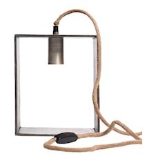 Raw Bordslampa Box