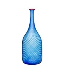 Red Rim Blå Flaske 26 cm