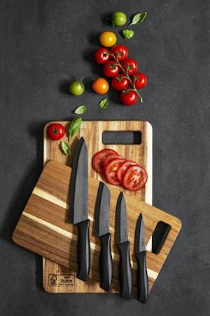 Kitchen leikkuulauta 34x21 cm Akaasia