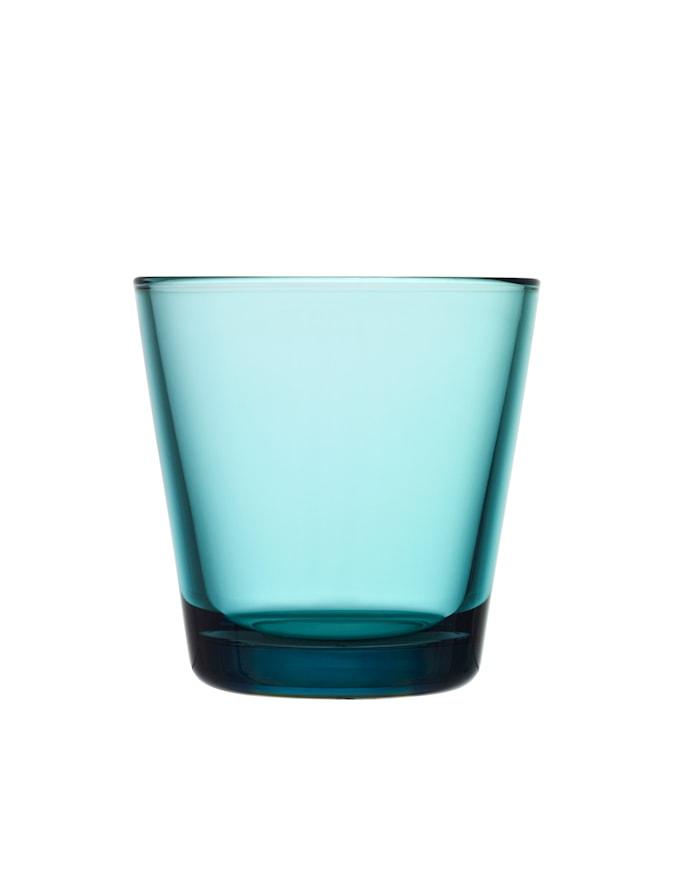 Kartio Glas Havsblå 21 cl 2-pack