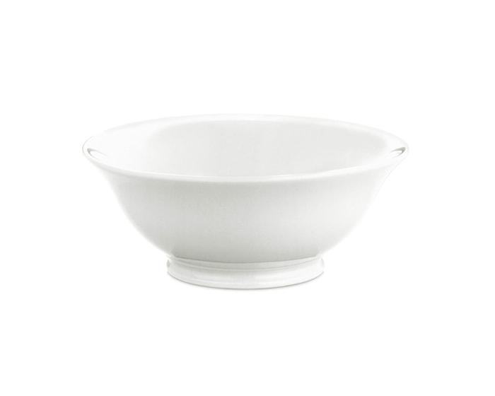 Salatskål nr. 6 hvit, 60 cl Ø 16,5 cm