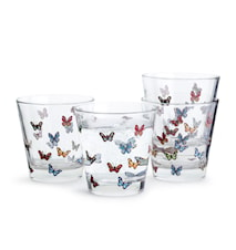 Butterfly lasi 4-pack