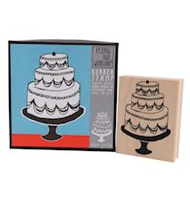 Stamp Set Cake