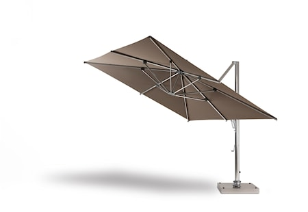 Freedom parasoll - Vit