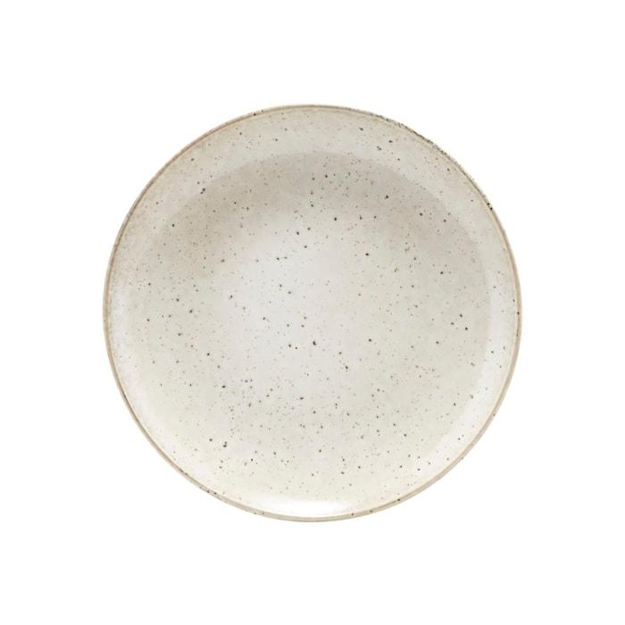 Lake tallerken grå 27 cm