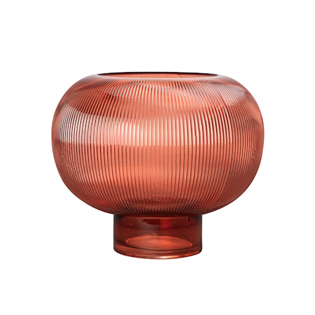 Maljakko Sphere Coral 24cm