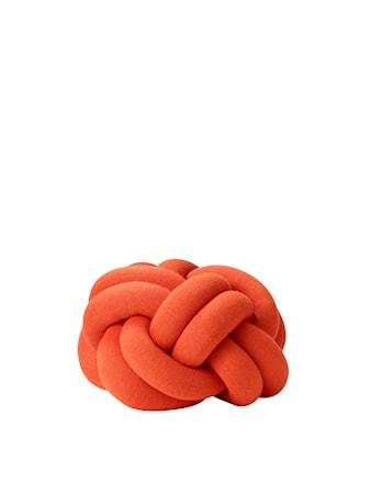 Knot Kudde Röd