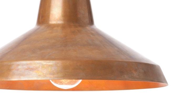 Evergreen taklampa - Koppar, 30 cm