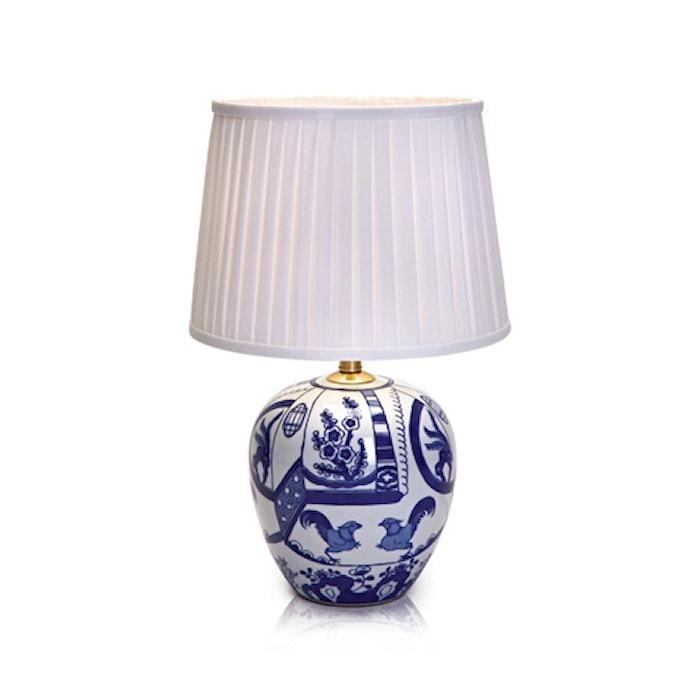 Göteborg Bordlampe Blå 30,5 cm