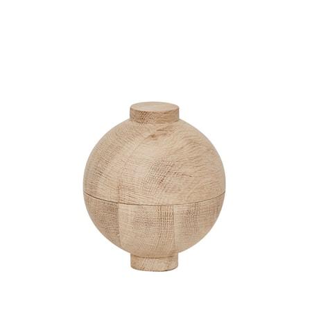 Wooden sphere ek