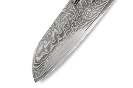 DAMASCUS 67 Santokukniv 17.5 cm