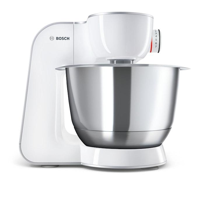 MUM58243 CreationLine Küchenmaschine weiß