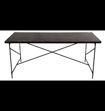Dining table 185 matbord - Svart