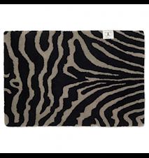 Dørmåtte Zebra Sort/Grå 60x90 cm