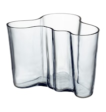 Aalto Vas 14 Cm Recycled Munblåst i Träform