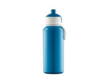 Drickflaska Pop-up Blå 400 ml