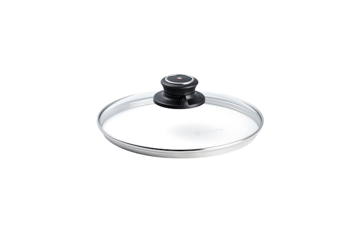 """Swiss Tempered Glass Lid - in Box 8"""""""