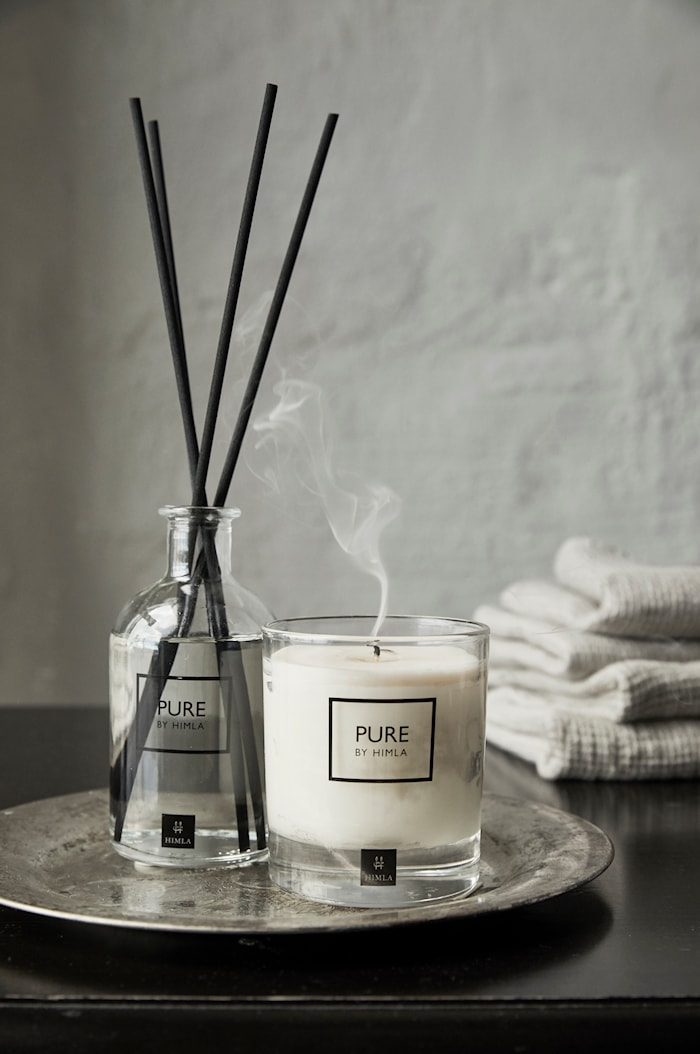 Pure REED DIFFUSER black lily 200ml