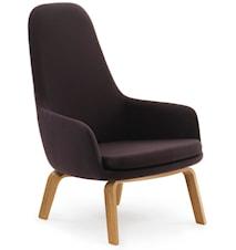 Era Lounge Chair High - Eik