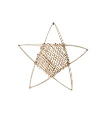 Stjerne 40 cm