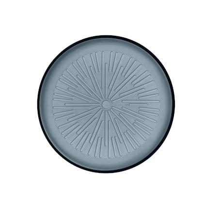 Essence Tallrik 211 mm Mörkgrå