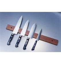 Knivmagnet Valnød 50 cm