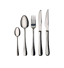 Bestiksæt 30 dele kniv gaffel ske kaffeske grillkniv