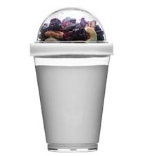 Fresh yoghurtbæger, lyserød