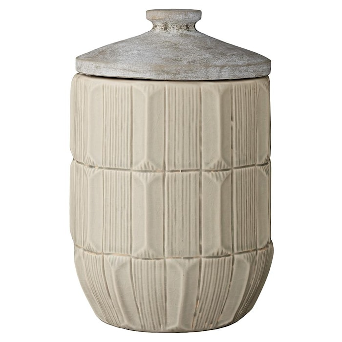Oppbevaringskrukke Danya H22.5 cm