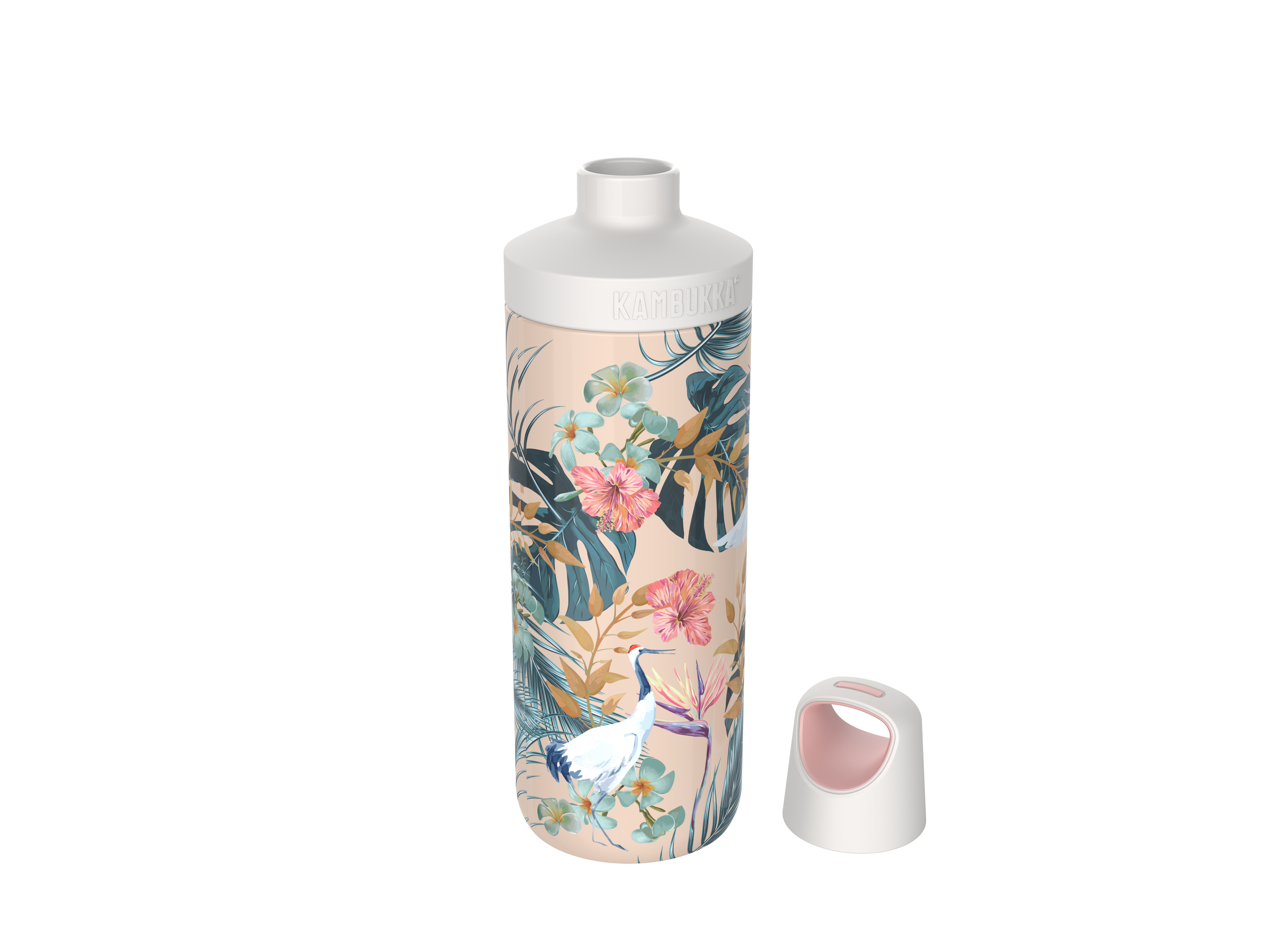 Termoflaske Reno Insulated 500ml Paradise Flower
