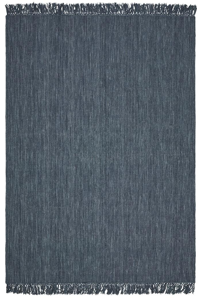 Nanda Matta Ull Blue Melange 200x300 cm