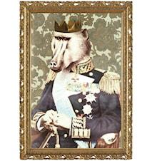 Kungen poster 50x70