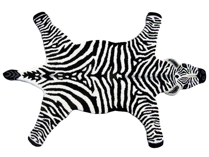 Matto Zebra 90x150 cm