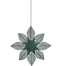 Anna Star Grøn 68cm