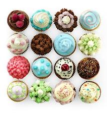 Cupcake kit (DecoMax + Muffinssimuotit)