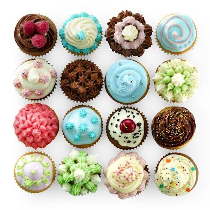 Cupcake kit (DecoMax + Muffinsformer)