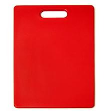 Skärbräda architec 28x26 cm, röd