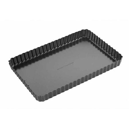 Performance Rektangulär Pajform med lös botten 30 x 20 x 4 cm