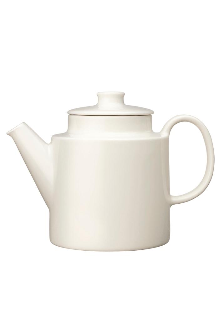 Teema Teekannu 1 l, Valkoinen
