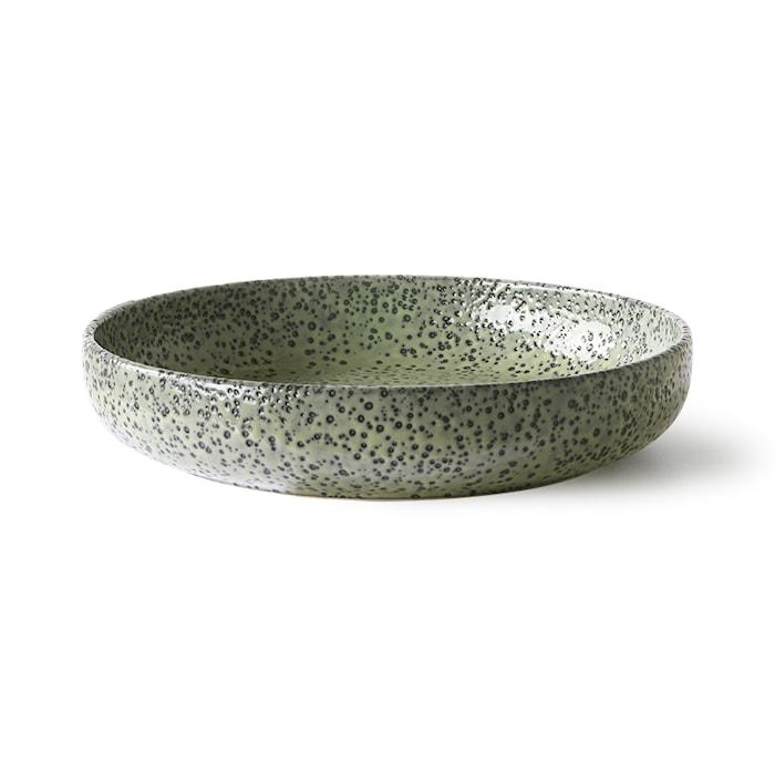Gradient Ceramics Djuptallrik Green 2 st