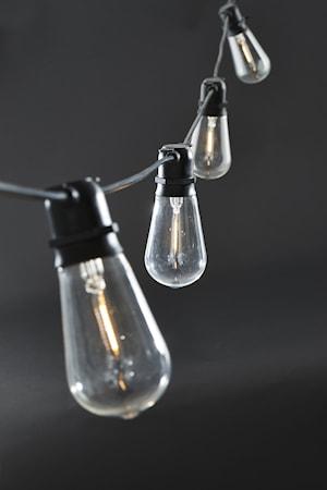 Ljusslinga Function 8,4 m Svart