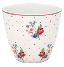 Eja Latte Cup Vit
