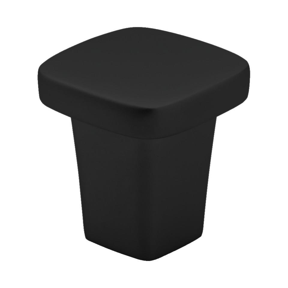 Knopp H-282 svart – 22 cm